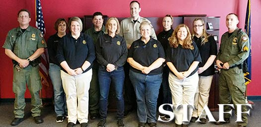 Daviess County Detention Center Staff